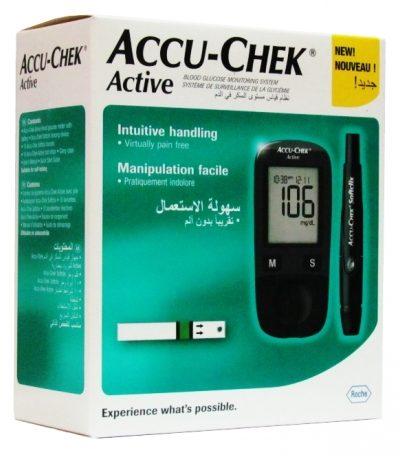 accu-chek-active-glucometre
