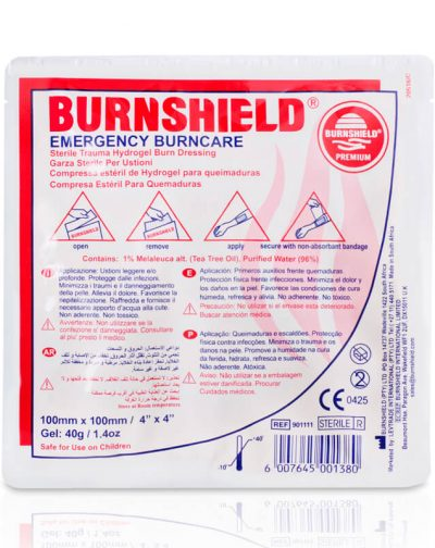 Burnshield-compresse-100mmx100mm